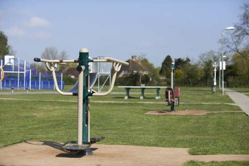 Photo of the Horley Recreation Ground
