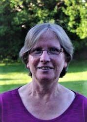 A photo of former councillor Linda Mabbett