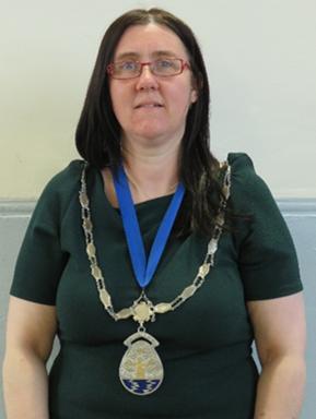Photo of Council Chairman and Town Mayor Samantha Marshall